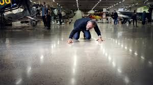 Polished Concrete Brisbane- Processes involved in polishing concrete